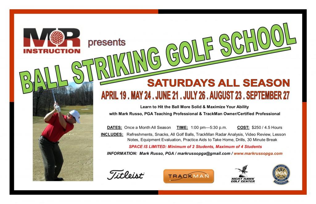 Ball Striking Golf School