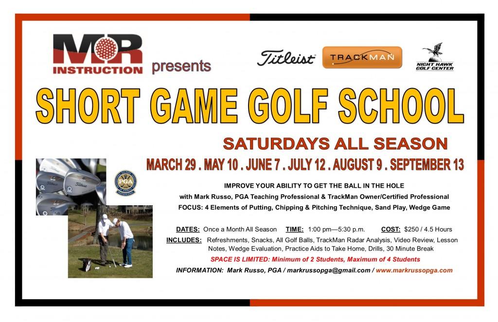 Short Game Golf School