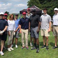August Golf School Crew