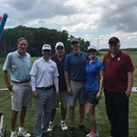 May Golf School Crew